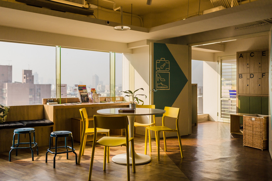 HafH Network -Paper Plane Hostel- (Taiwan ・Kaohsiung)