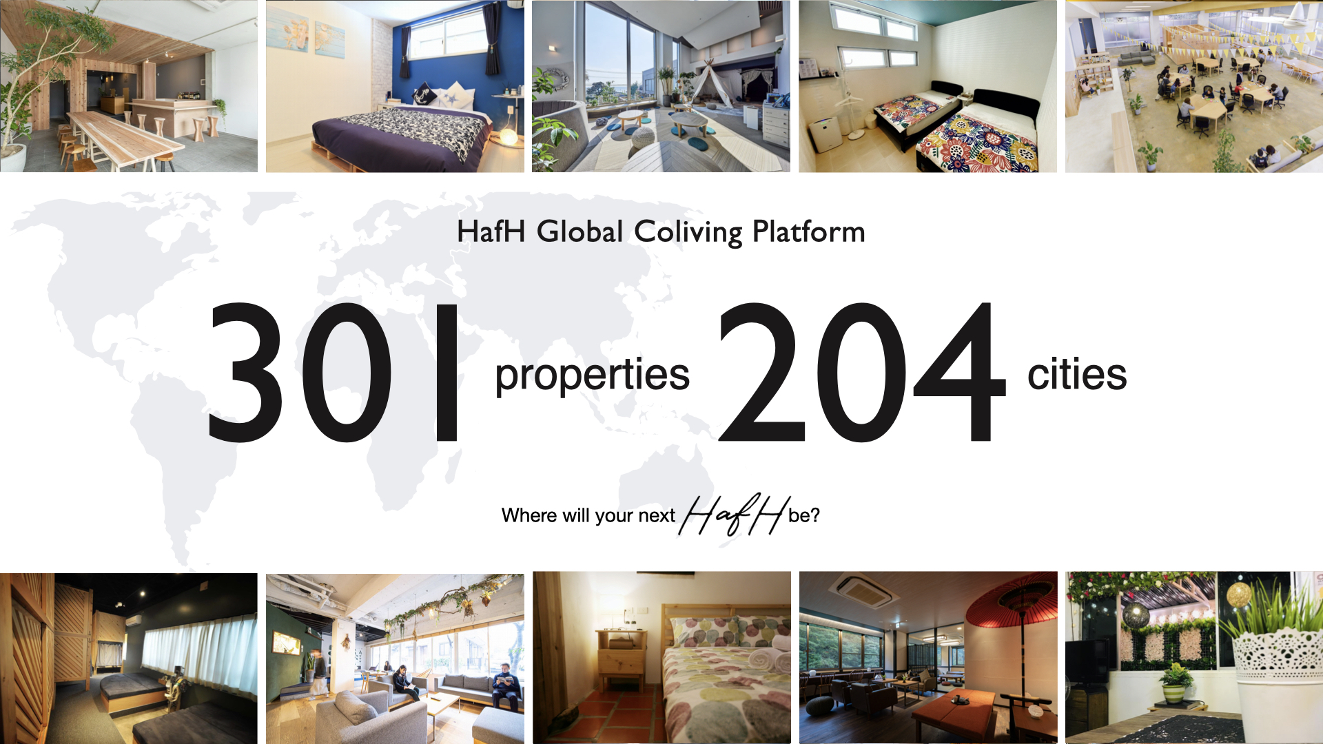 New HafH Properties【July 2020】